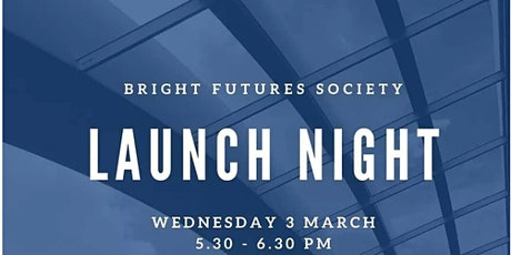 Bright Futures Launch Night 2021 tickets