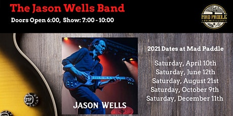 Jason Wells Band- Mad Paddle Grand Truss Room tickets