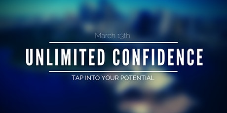 Unlimited Confidence Workshop tickets