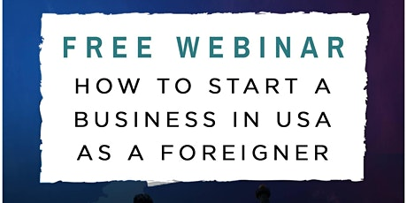 L-1 Visa: How To Start A Business In USA As A Foreigner tickets