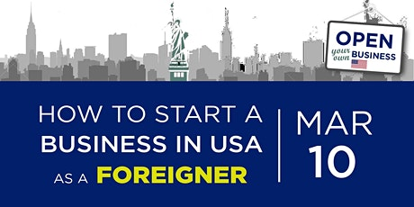 L-1 Visa Option For Startups To Enter USA - Free Immigration Webinar tickets