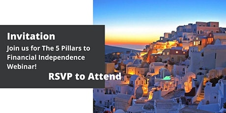 The 5 Pillars to Financial Independence Tickets