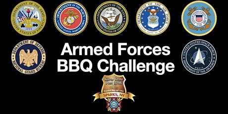 Armed Forces BBQ Challenge tickets