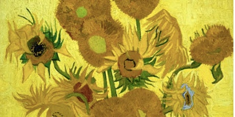 Paint Like Series: Vincent van Gogh - Sunflowers (1889) tickets
