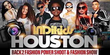 "INDIKIDS & LAKFW HOUSTON TX ""SPRING BACK TO FASHION PWR SHOOT & FASHION SHO tickets"