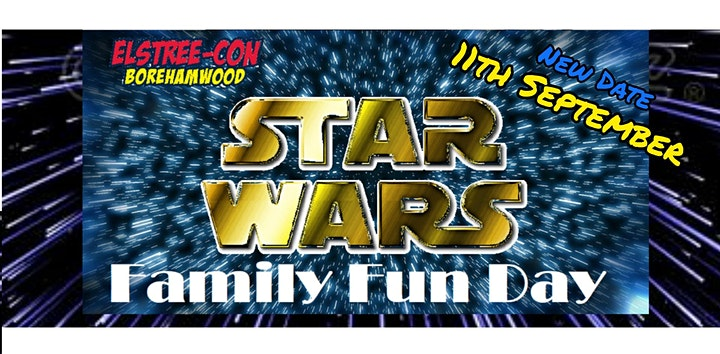 Elstree-Con Star Wars Family Fun Day image