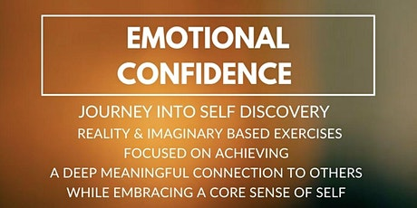 Emotional Confidence: Journey Into Self Discovery tickets