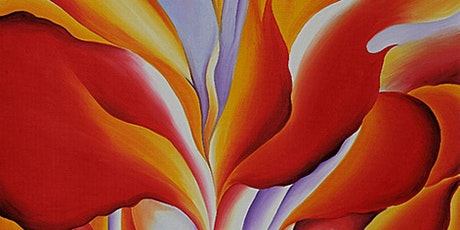 Artist Workshop: Georgia O'Keeffe-Inspired Flowers tickets