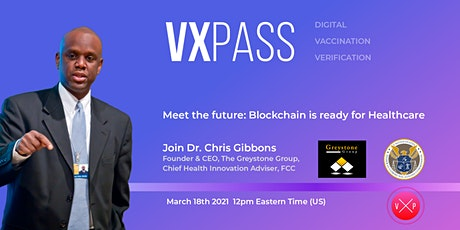 Meet The Future: Blockchain is ready for Healthcare tickets