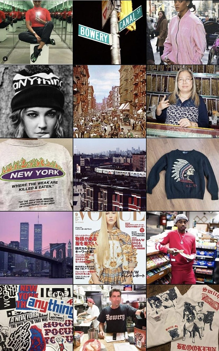 Bowery Showroom: Designer Blowout Sale image