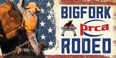 Bigfork Montana Summer Pro Rodeo 2021 tickets