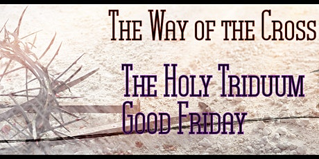 Good Friday Communion tickets