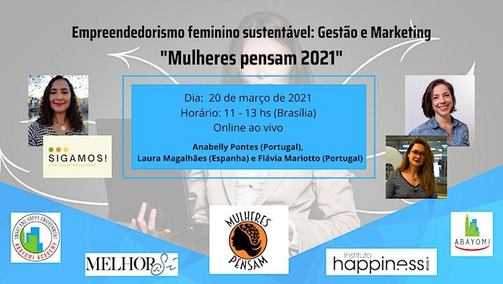 Empreendedorismo feminino sustentável: Gestão e Marketing image
