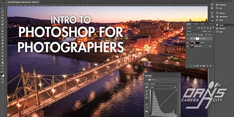 Intro to Photoshop for Photographers entradas