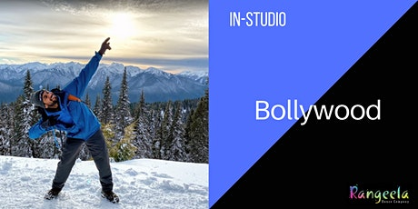 In-Studio Bollywood Dance Workshop With Sanchit tickets