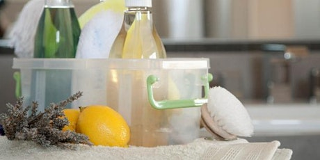 Natural Cleaning Products - how to make your own tickets