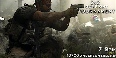 Call of Duty Modern Warfare 2v2 Gunfight Tournament tickets