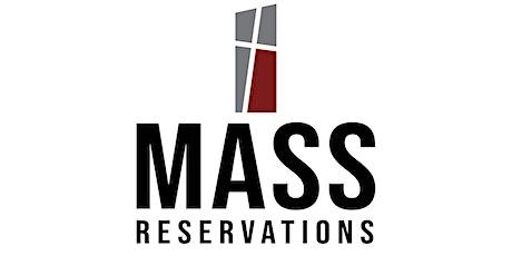 5:30 PM---Mass on Sunday (Church & Chapel) tickets