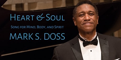 MARK S. DOSS Heart & Soul | Song for Mind, Body, and Spirit tickets
