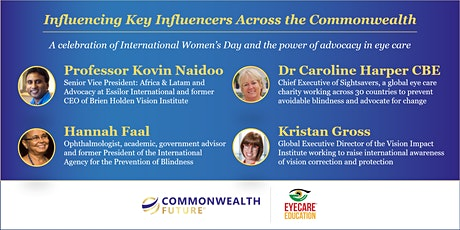 Influencing Key Influencers Across the Commonwealth - Commonwealth Future tickets