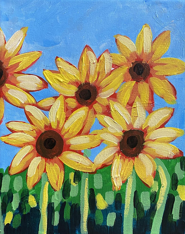 Paint Night Online image