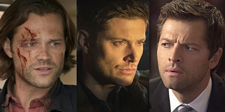 Supernatural: Keep Fighting: Anxiety, Depression, and Mental Health ingressos