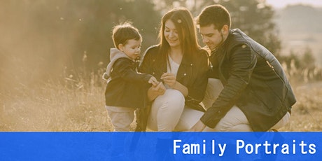 HOW TO TAKE BETTER FAMILY PORTRAITS tickets