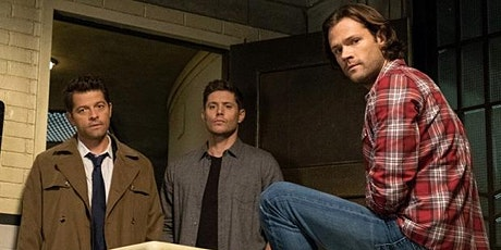 "Supernatural: ""Show Me Your Kung-Fu Grip!"": Masculinity in Supernatural tickets"