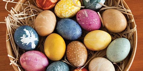 Natural Egg Dyeing tickets