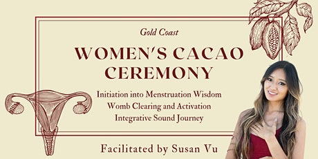 Women's Cacao Ceremony tickets