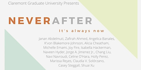 NeverAfter Virtual Art Exhibition and Reception tickets