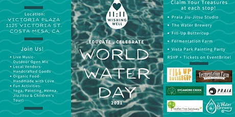 World Water Day Celebration tickets
