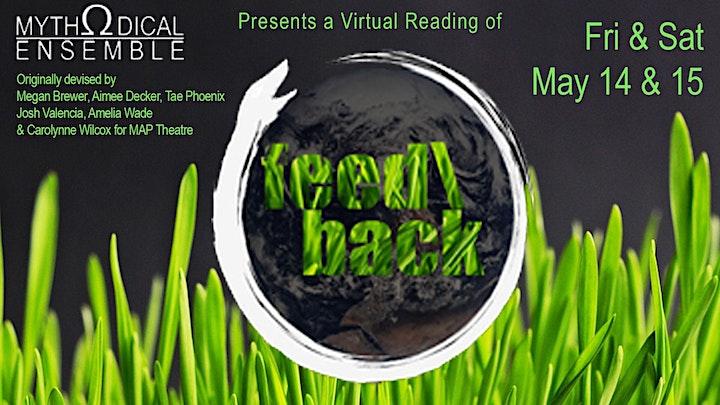 Mythodical Ensemble Presents a Virtual Reading of feed\back image