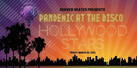 Pandemic at the Disco  - March tickets