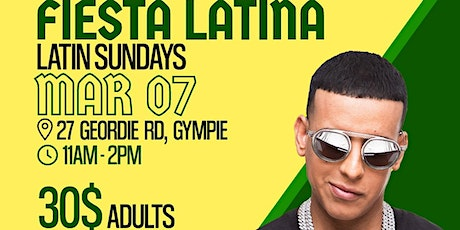 All You Can Eat Fiesta Latina tickets