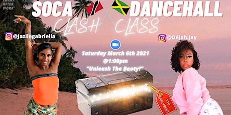SOCA X DANCEHALL CLASS CLASH tickets