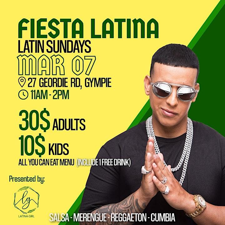 All You Can Eat Fiesta Latina image