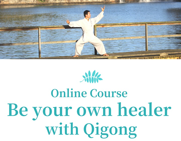 Be your own healer with Qigong -Online Course - image