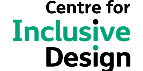 Centre for Inclusive Design: Inclusive Design Workshop tickets