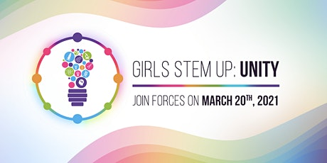 Girls STEM Up - UNITY tickets