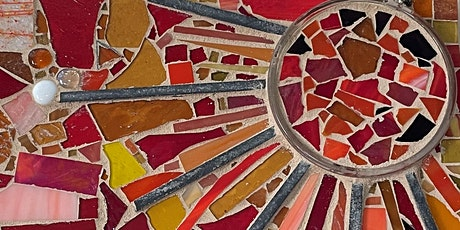 Beginners Mosaic Class - In person Vista Studio Class ~ Mosaic Table tickets