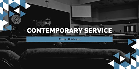 8:00 Contemporary Worship in Braswell Hall tickets
