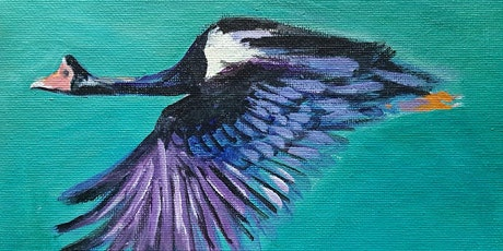 Pop Up Paint Party with NT Flavour - Flying Magpie Goose tickets