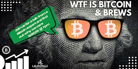 Bitcoin & Beers tickets