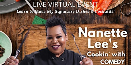 Live Virtual Cooking Class tickets