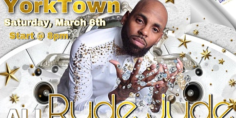 SATURDAY NIGHT LIVE HOST BY RUDE JUDE tickets