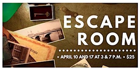 Escape the Stigma tickets