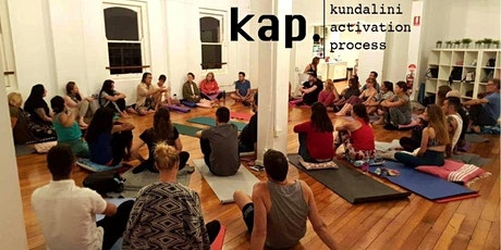 Copy of Kundalini Activation Process - Open Class tickets