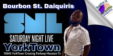 SATURDAY NIGHT LIVE HOST BY TROPHY CHOCOLATE tickets