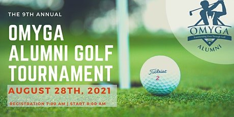 The  9th Annual OMYGA Alumni Golf Tournament tickets